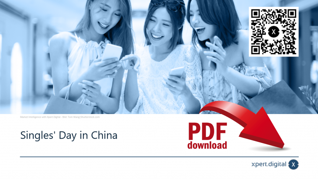 Singles' Day in China - PDF Download