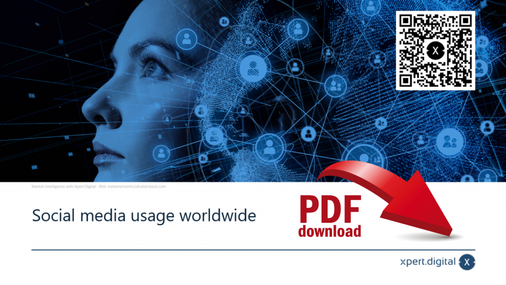 Social media usage worldwide - PDF Download