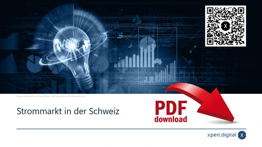 Strommarkt in der Schweiz - PDF Download