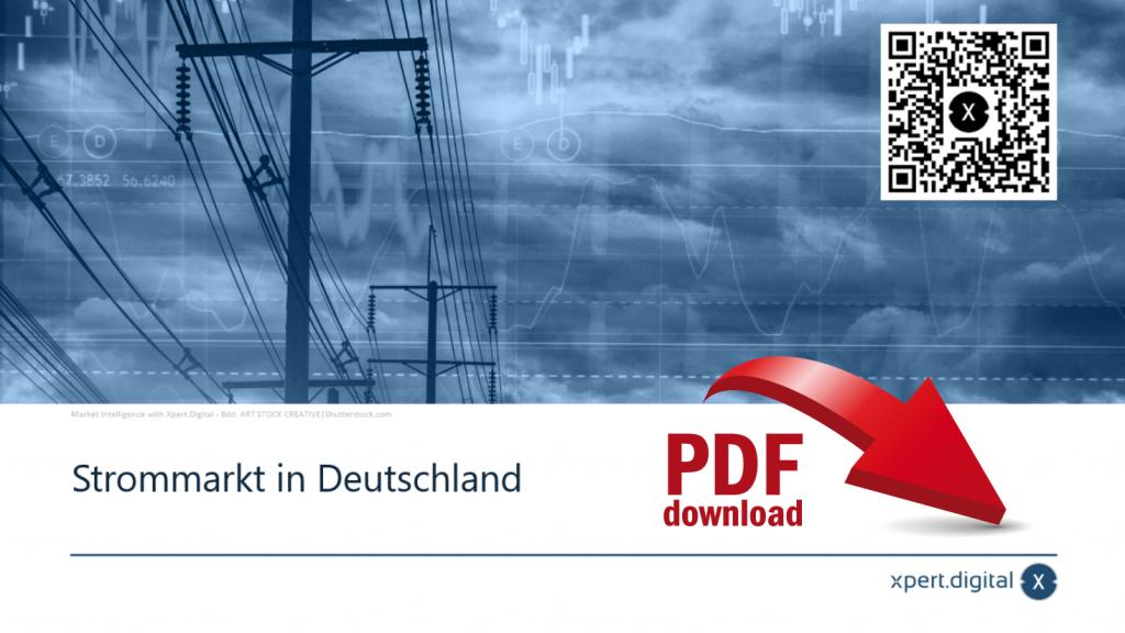 Strommarkt in Deutschland - PDF Download