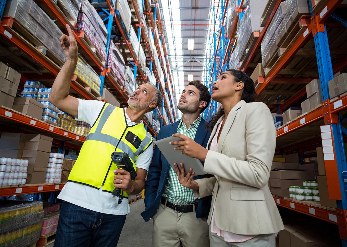 Bessere Vernetzung von Business Development mit Logistikleiter und -planer - Bild: wavebreakmedia|Shutterstock.com