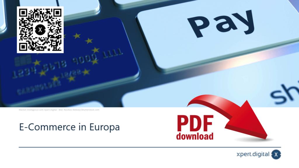 E-Commerce in Europa PDF Download