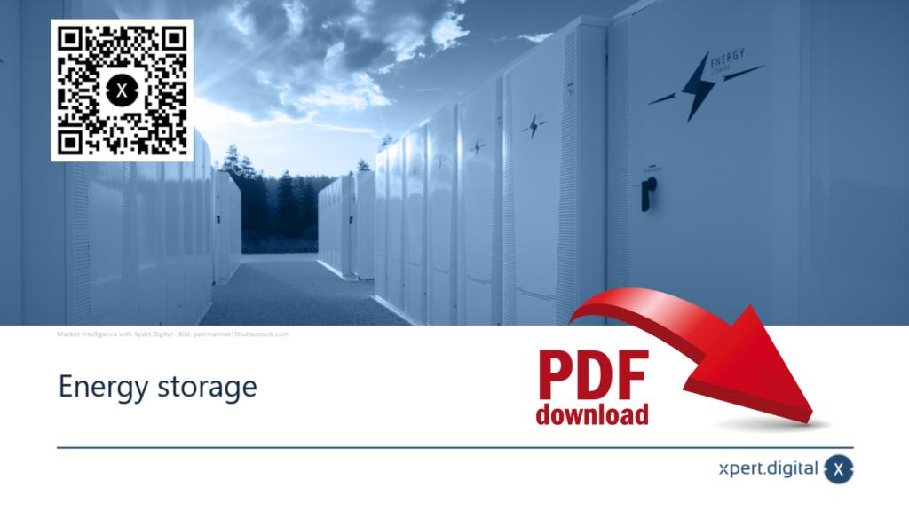 Energy storage PDF Download