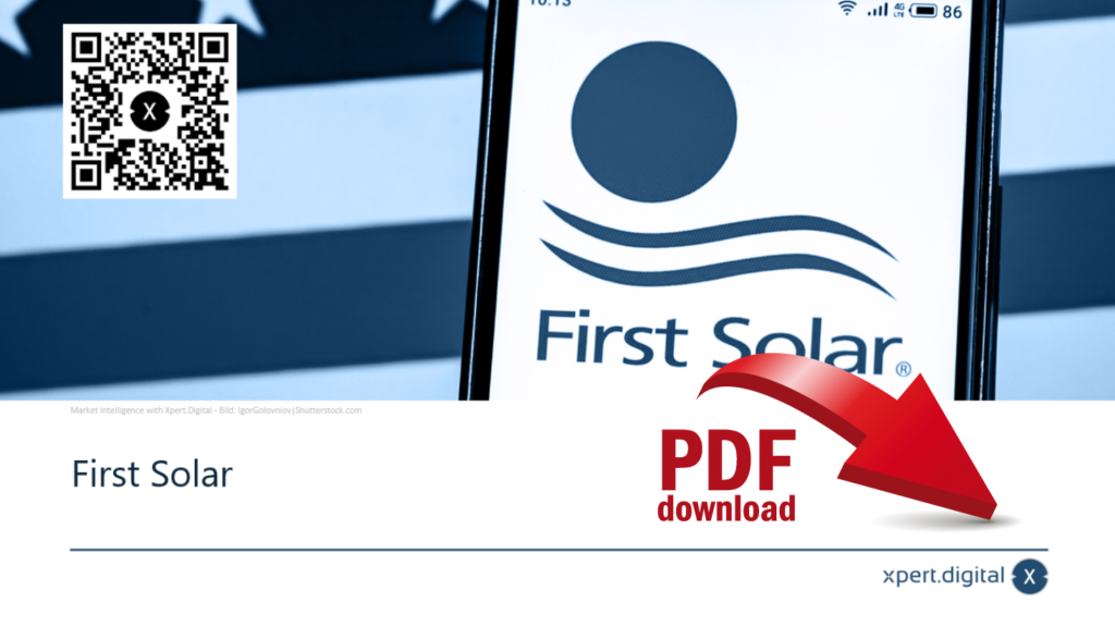First Solar - PDF Download