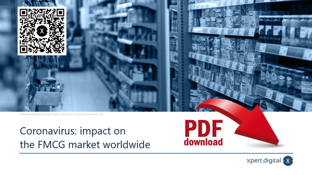 Coronavirus: impact on the FMCG market worldwide - PDF Download
