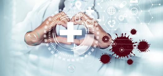 Globales und Digitales Gesundheitswesen - Bild: SOMKID THONGDEE Shutterstock.com