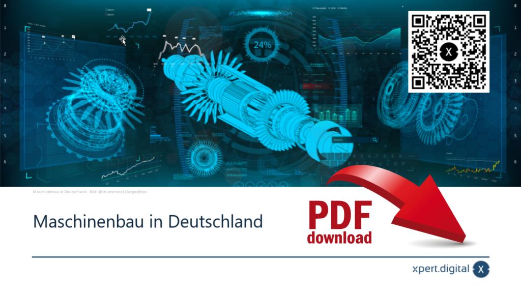 Maschinenbau in Deutschland - PDF Download