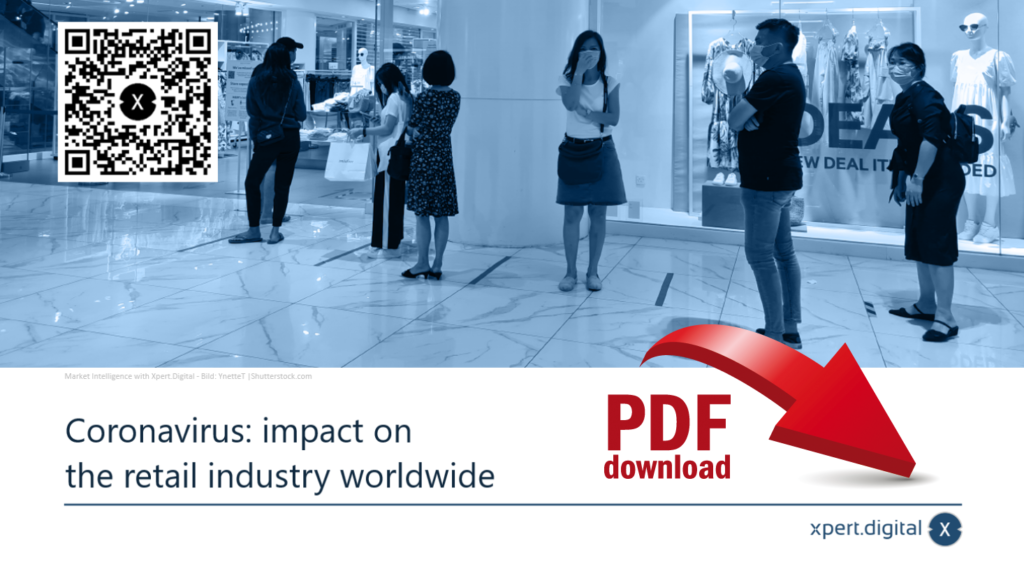 Coronavirus: impact on the retail industry worldwide - PDF Download