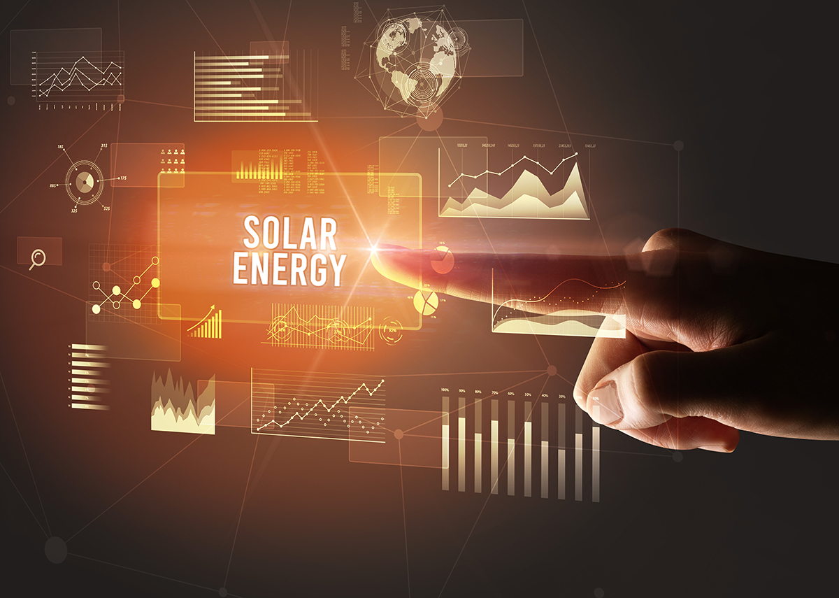 Weltweite Solar-Photovoltaik Industrie - Bild: ra2 studio|Shutterstock.com