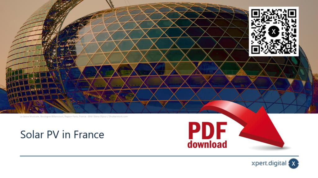 Solar PV in France - PDF Download