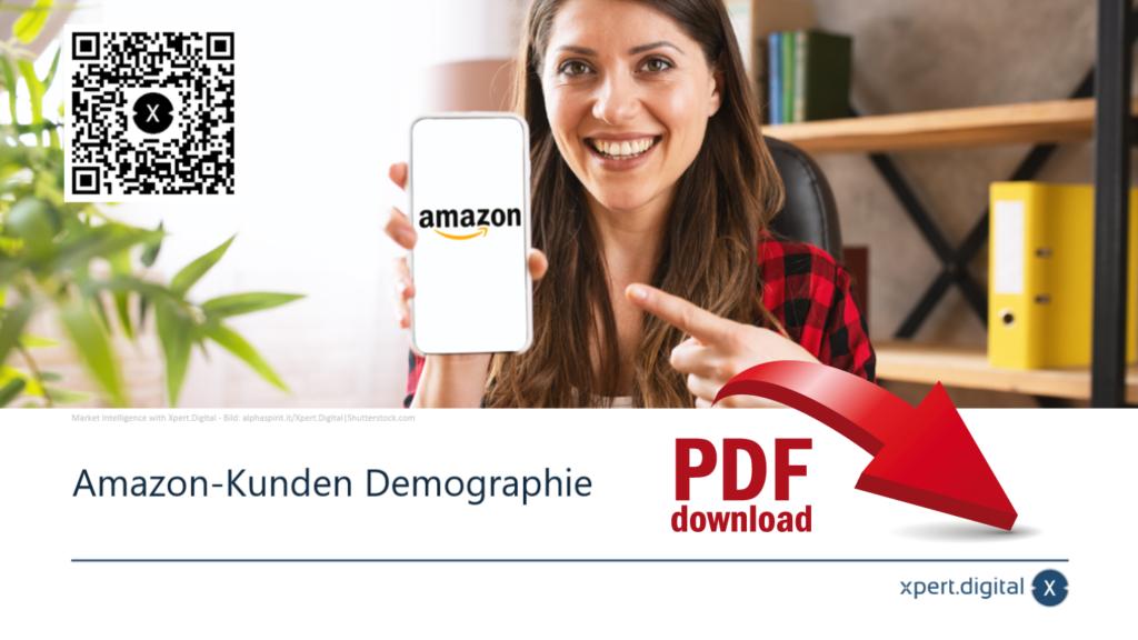 Amazon-Kunden Demographie - PDF Download