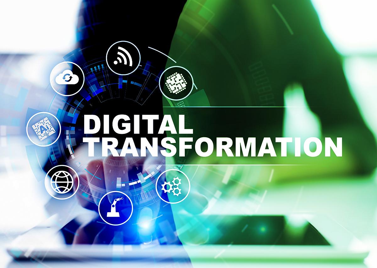 Business digitization - Digitalisierung von Unternehmen - Bild: Wright Studio|Shutterstock.com