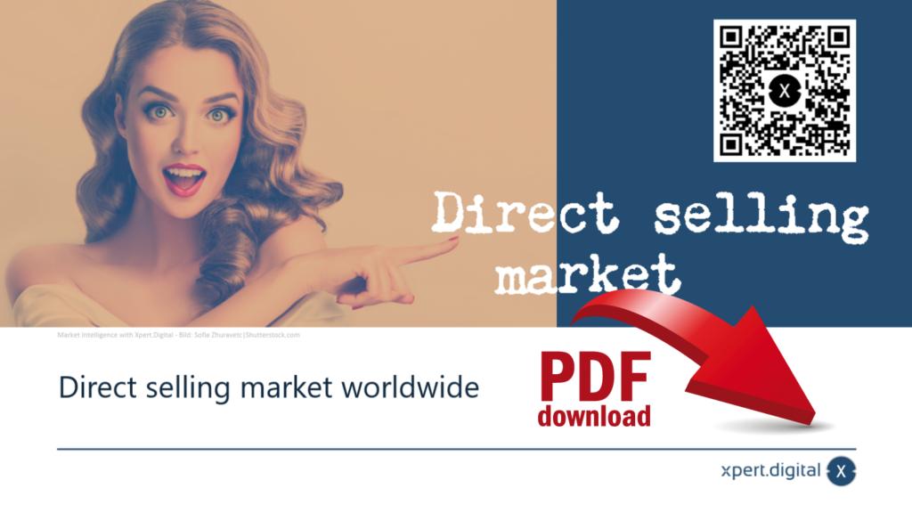 Direct selling market worldwide - PDF Download