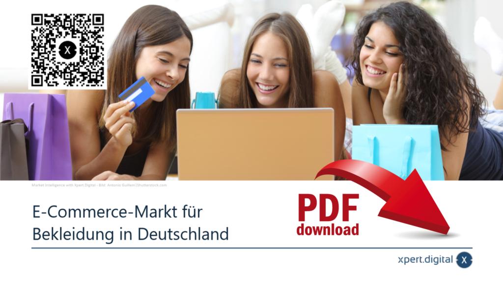 E-Commerce-Markt für Bekleidung in Deutschland - PDF Download