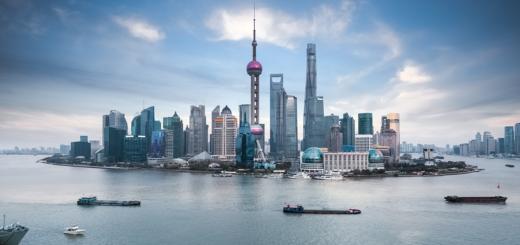 Import Export China - Schanghai-Skyline - Bild: chuyuss|Shutterstock.com