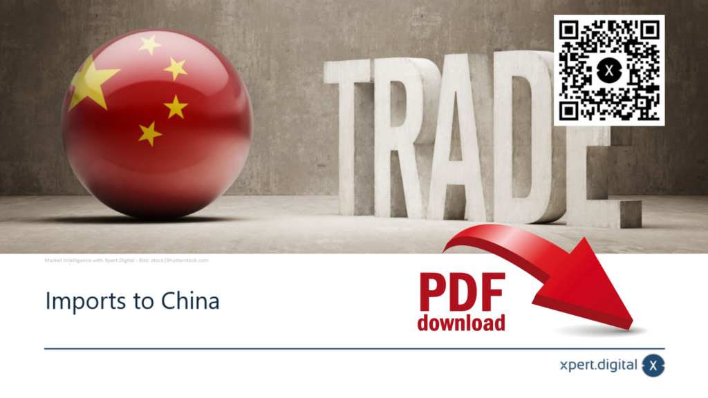Imports to China - PDF Download