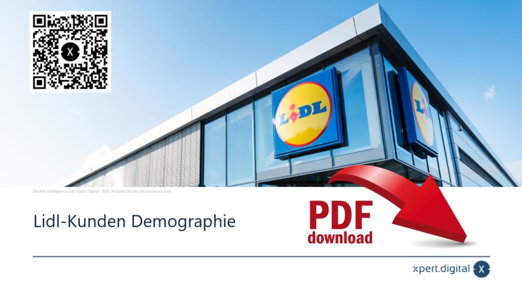 Lidl-Kunden Demographie - PDF Download