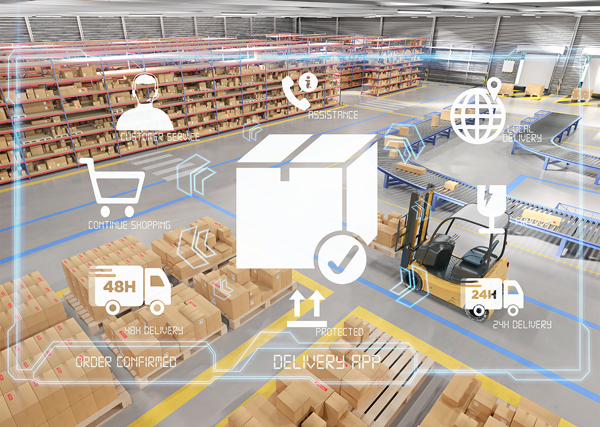 Die Lehren der Krise: Logistik als Key Factor - Bild: Production Perig Shutterstock.com