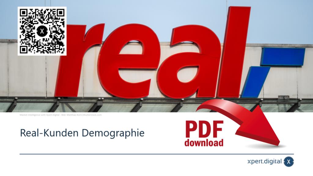 Real-Kunden Demographie - PDF Download
