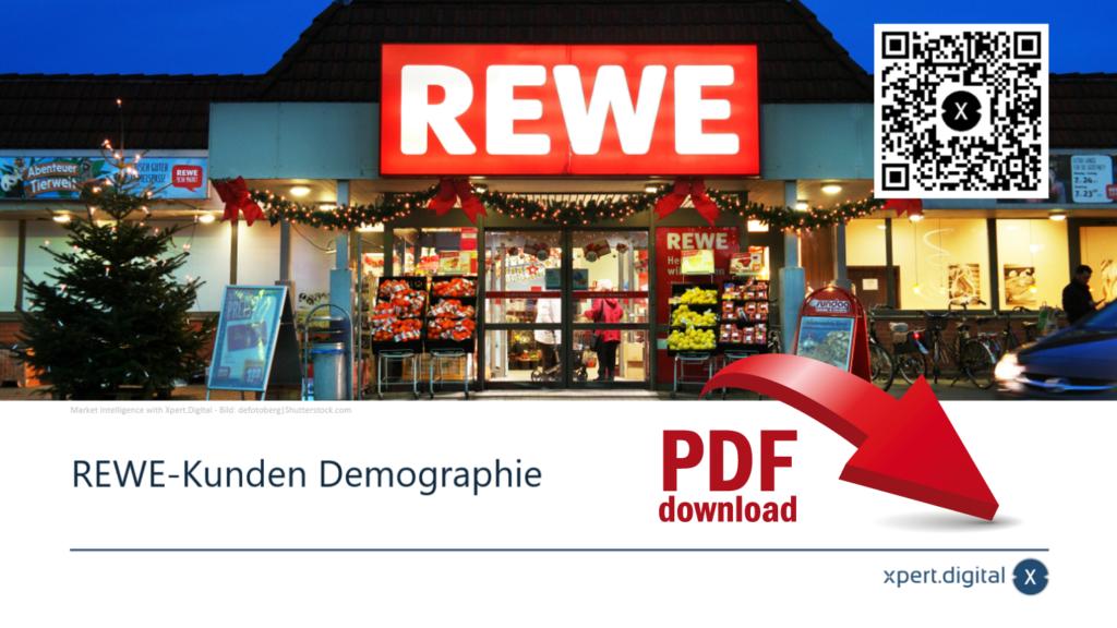 REWE-Kunden Demographie - PDF Download
