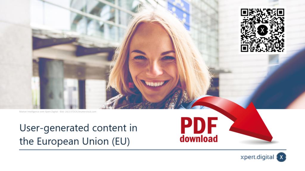 User-generated content EU - PDF Download