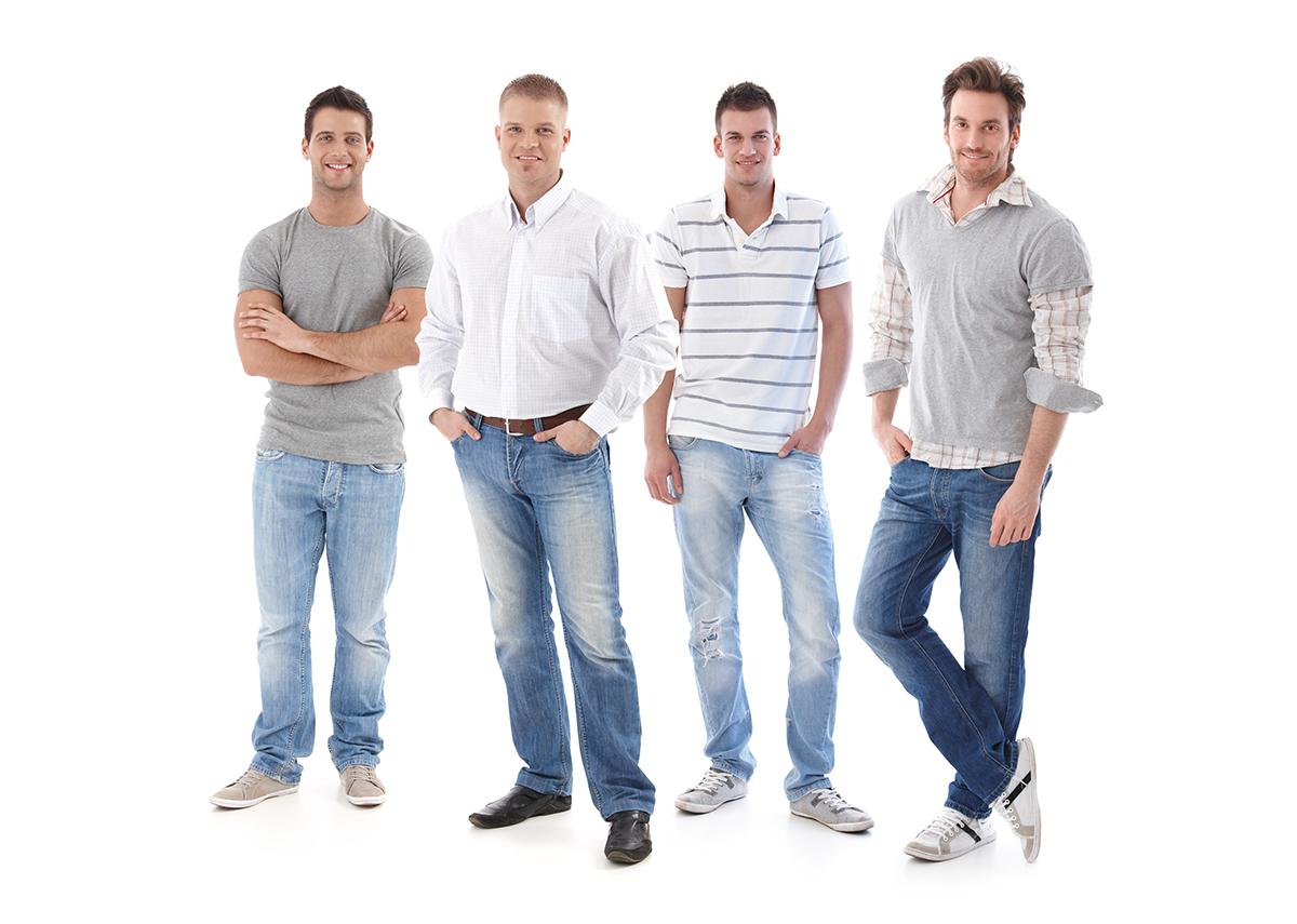Männer in Deutschland - Bild: StockLite Shutterstock.com