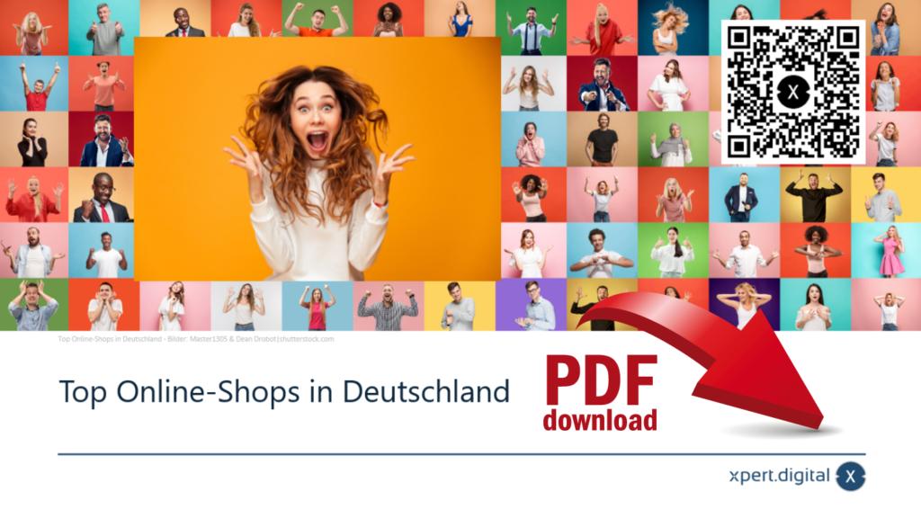 Top Online-Shops in Deutschland - PDF Download