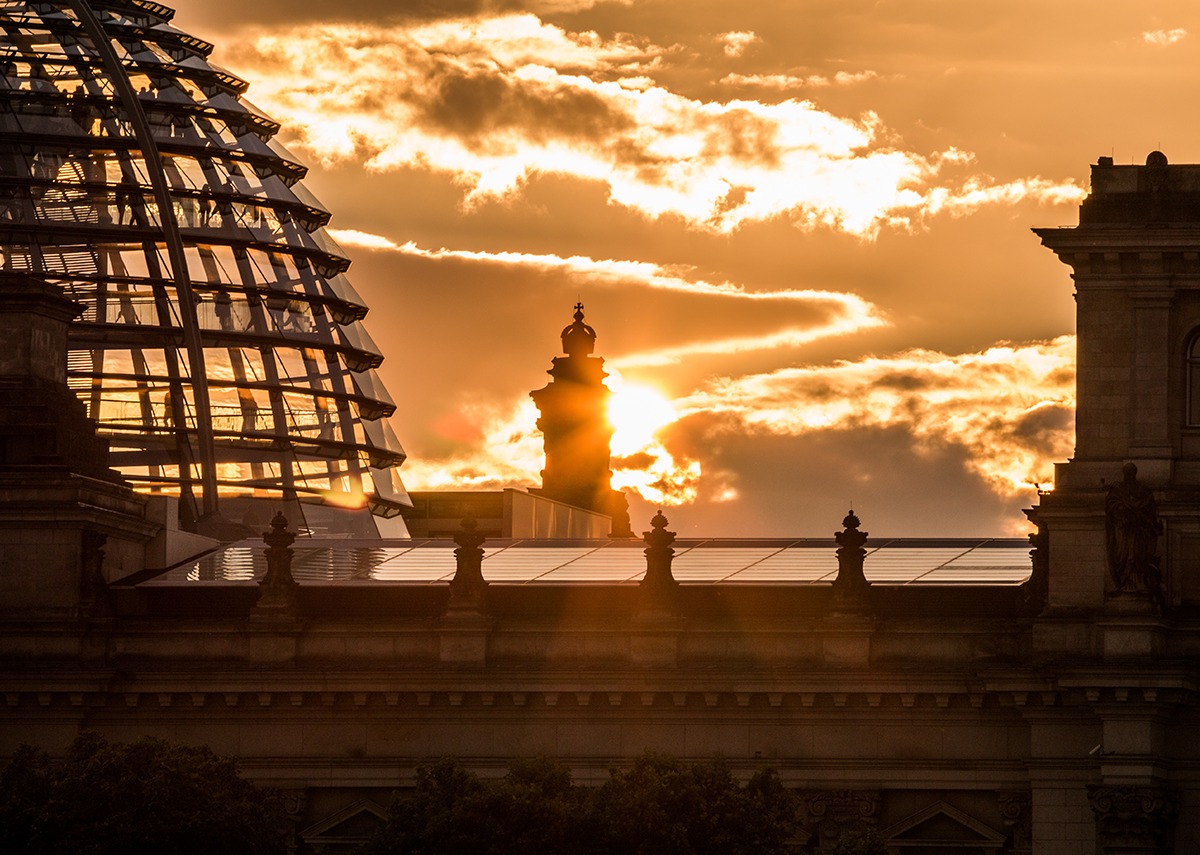 Berlin schafft Klimaziel 2020 bereits vorzeitig - Bild: Niklas J. M. Hoffmann|Shutterstock.com