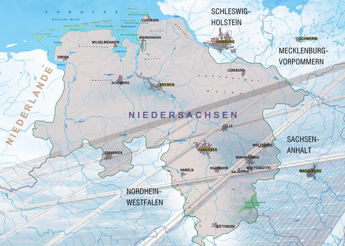 Die Solar-Pflicht in Niedersachsen kommt - Bild: Dziajda & Fit Ztudio|Shutterstock.com