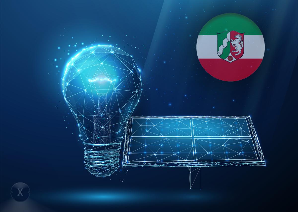 Photovoltaik-Anlagen Pflicht in Nordrhein-Westfalen? - Das solle Sie interessieren - Bild: Xpert.Digital & Butusova Elena|Shutterstock.com