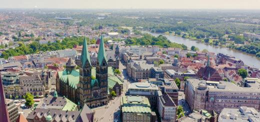 Solarpflicht in Bremen - Bremen soll Photovoltaik Solar-City werden - Bild: Maykova Galina Shutterstock.com