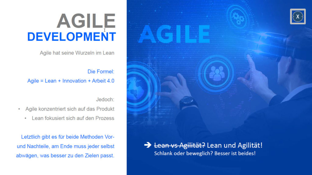 Agile & Lean - Bild: Xpert.Digital