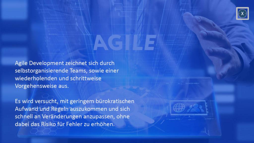 Agile selbstorganisierende Teams - Bild: Xpert.Digital