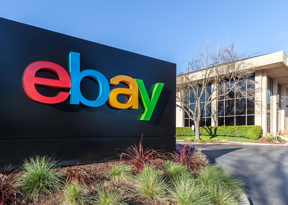 Online-Marktplätze: eBay auf Rang 5 der digitalen Verkaufs-Plattformen - Bild: JHVEPhoto Shutterstock.com