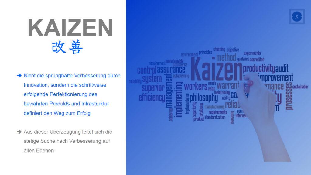 Kaizen - Bild: Xpert.Digital