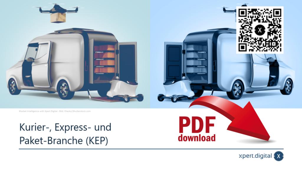 Kurier- Express- und Paket-Branche - KEP - PDF Download