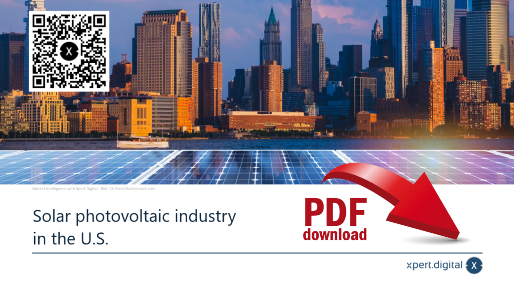 Solar photovoltaic industryin the U.S. - PDF Download