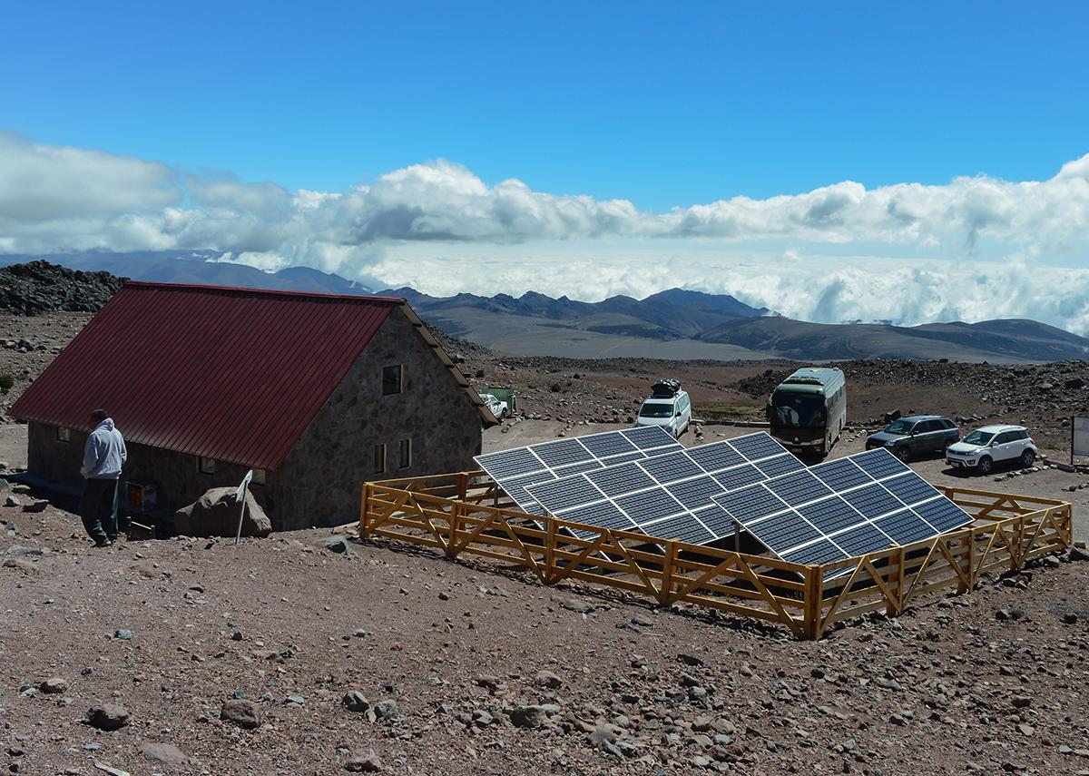Solarenergie in Lateinamerika - Bild: caioacquesta Shutterstock.com