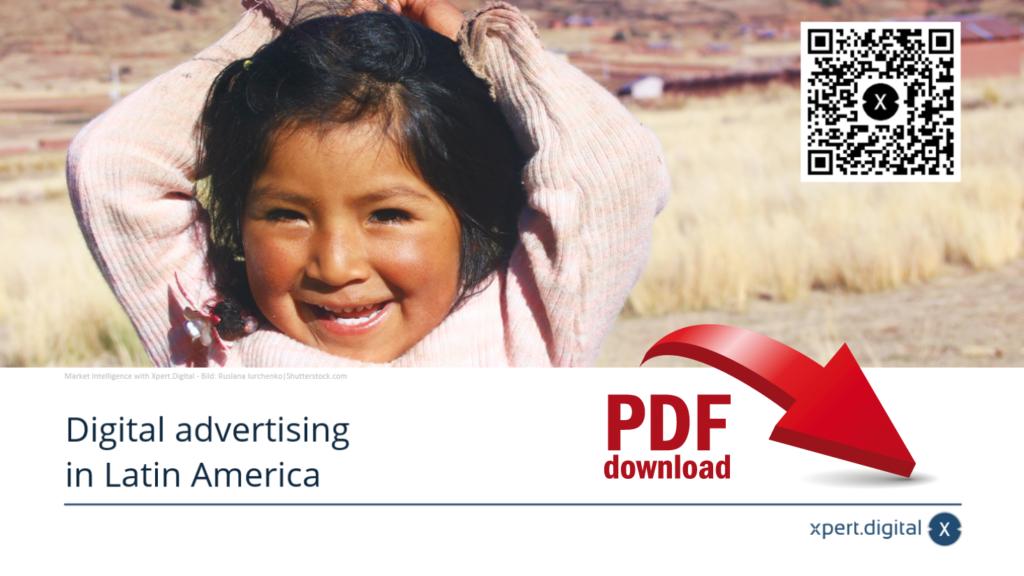 Digital advertising in Latin America - PDF Download