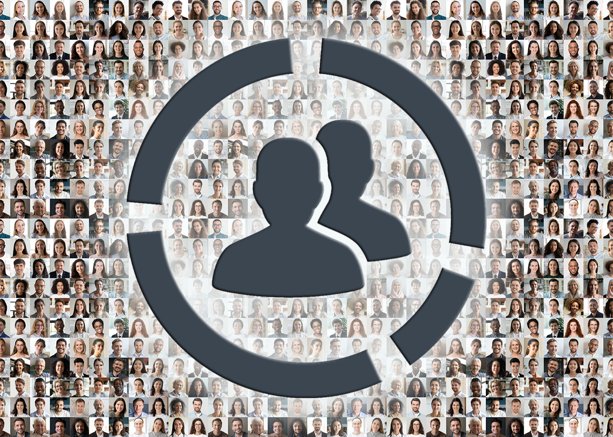 Kunden Demografie - Bild: Aha-Soft & fizkes   Shutterstock.com