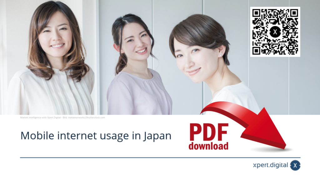 Mobile internet usage in Japan - PDF Download