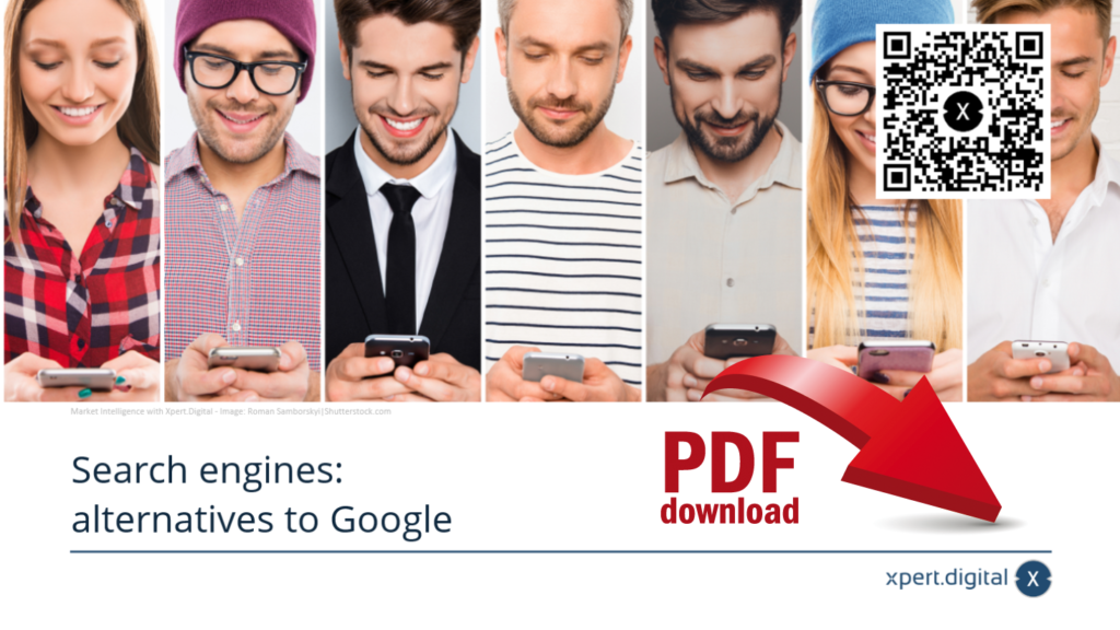 Search engines alternatives to Google - PDF Download