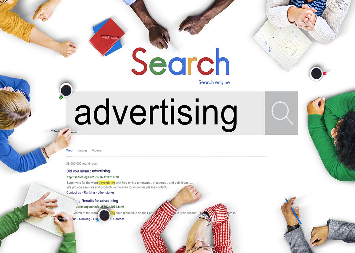 Suchmaschinen-Werbung - Bild: Rawpixel.com|Shutterstock.com
