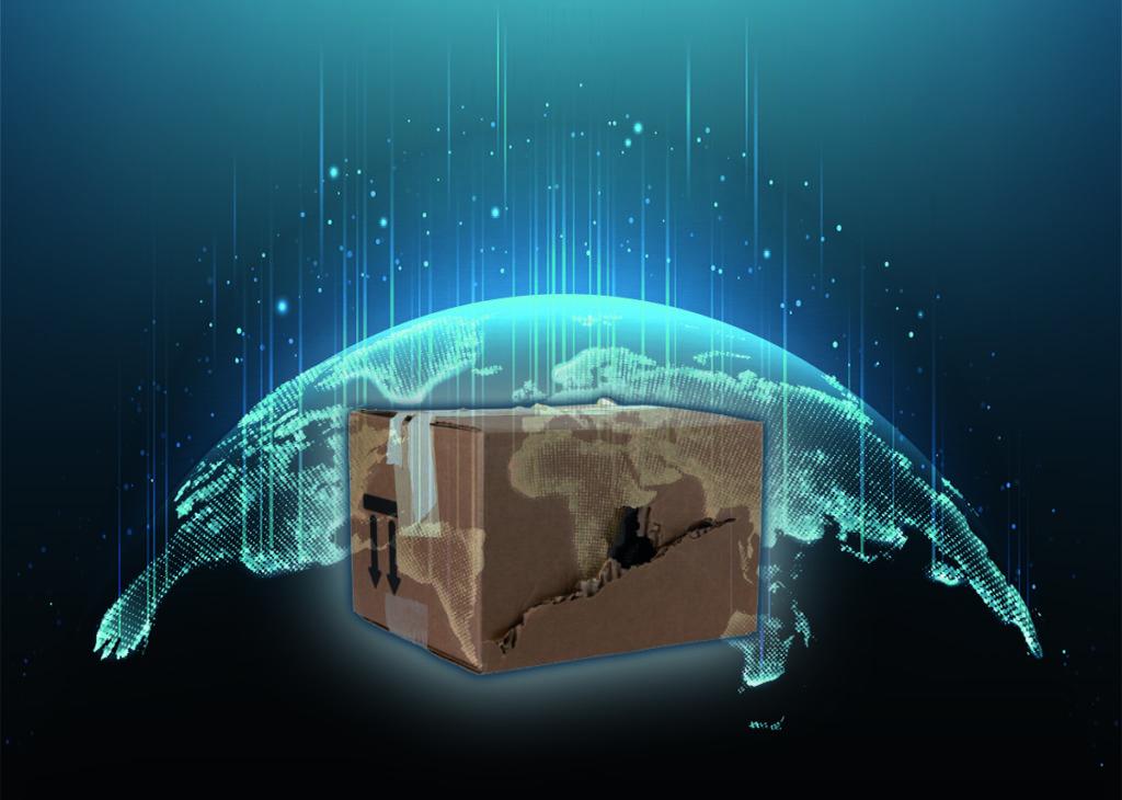 Widerstandsfähige Logistik