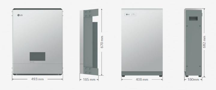 Energiespeichersystem (ESS) von LG Electronics