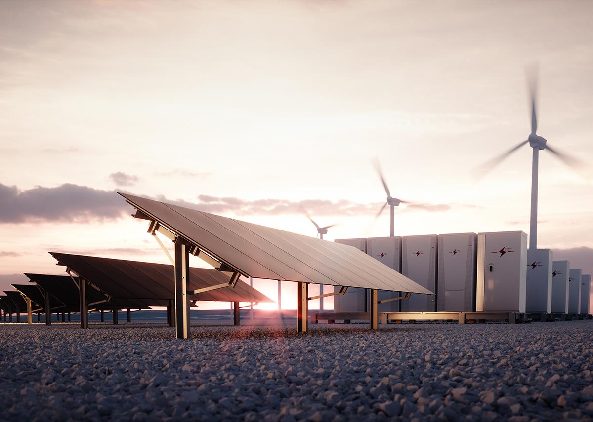 Wachstumsmarkt Windkraft - Bild: petrmalinak|Shutterstock.com