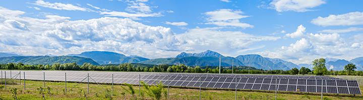 Solar Freilandanlage bauen
