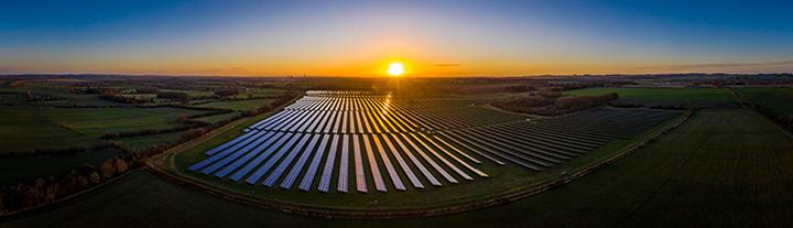Photovoltaik Freilandanlage planen