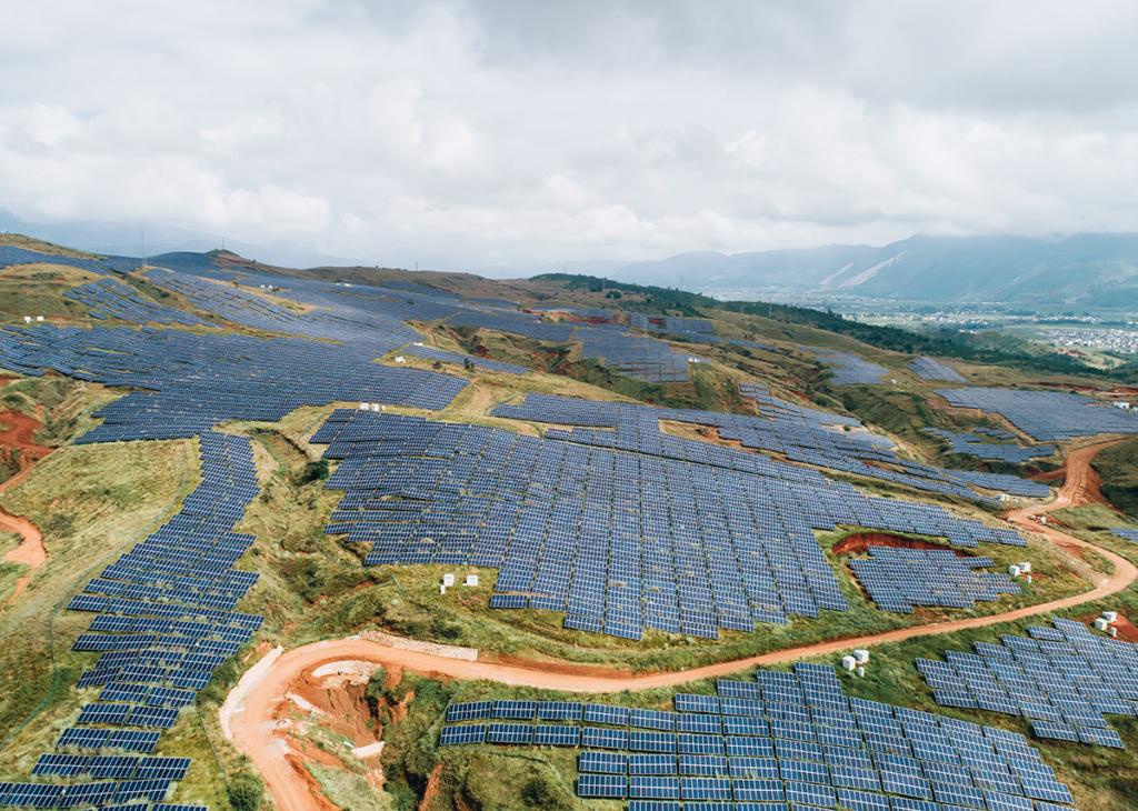 Photovoltaik Freilandanlage Beratung
