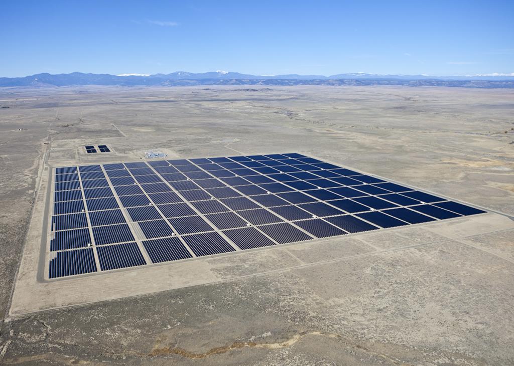 Photovoltaik Freilandanlage Planung